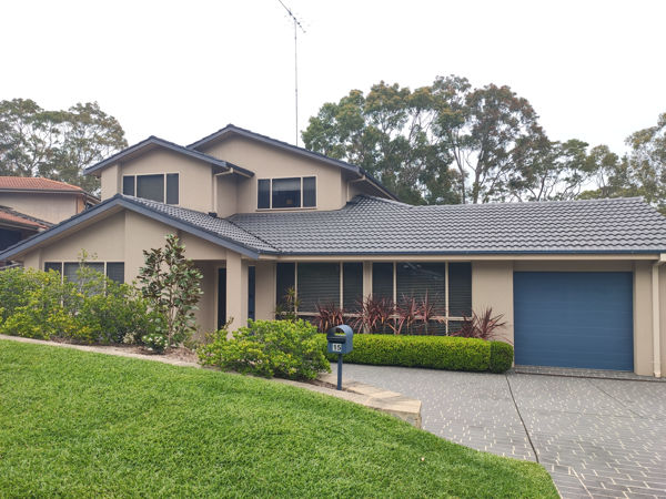 Homesafe Inspections - 15 Angophora Pl, Alfords Point, NSW, 2234, Australia